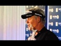 Darren Clarke speaks after winning British Open