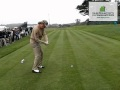 Miguel Angel Jimenez Slow Motion Golf Swing